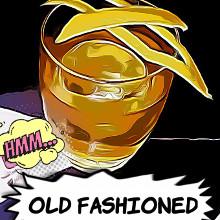 Drinks em Quadrinhos - Old Fashioned image