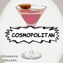 Drinks em Quadrinhos - Cosmopolitan image