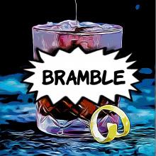 Drinks em Quadrinhos - Bramble image