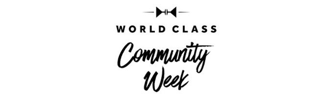 Participe da World Class Community Week de 16-18/06 image 1