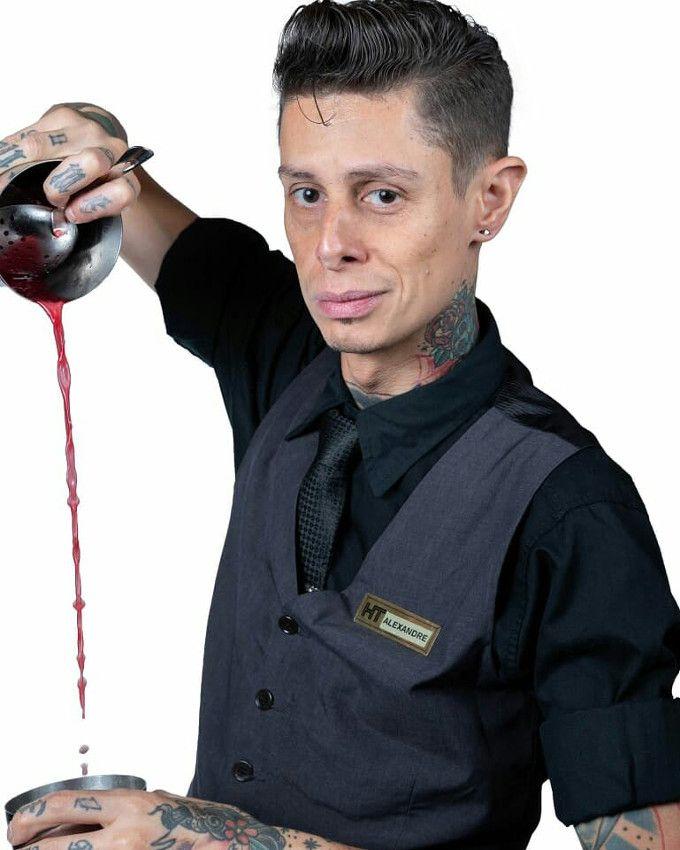 Bartenders em Casa - Alexandre Ferreira image 1