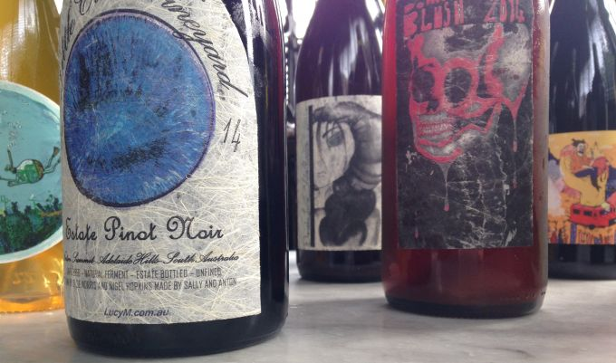 Judging by a Label – The Aesthetic of Natural Wine image 1