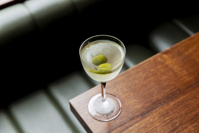 Cocktails at Carlton's Capitano image 1
