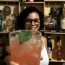 Bartenders em Casa - Fernanda Santos image