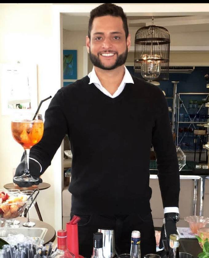 Bartenders em Casa - Luis Ribeiro image 1