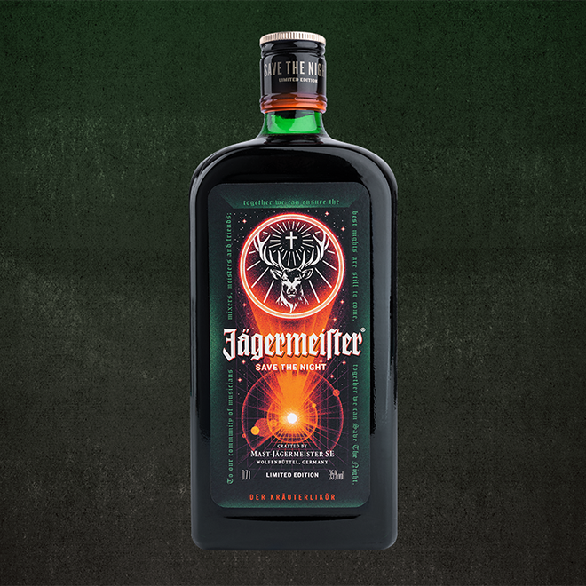 New-look Jäger to Raise Funds for Nightlife Industry image