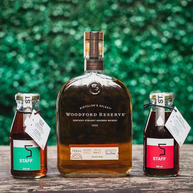Mês do Bourbon Woodford Reserve 2020 image 1