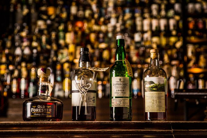 Four Unusual Whiskies You'll Find at The Baxter Inn image 1