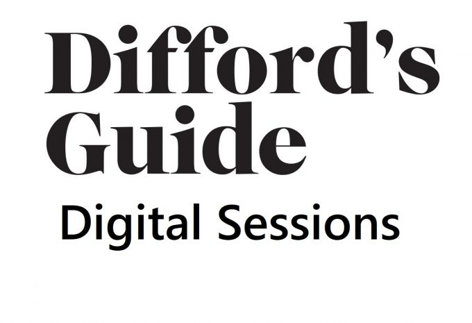 Difford's  Guide Digital Sessions image 1
