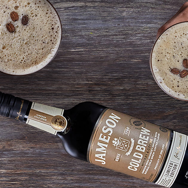 Jameson Cold Brew Returns to Aus image