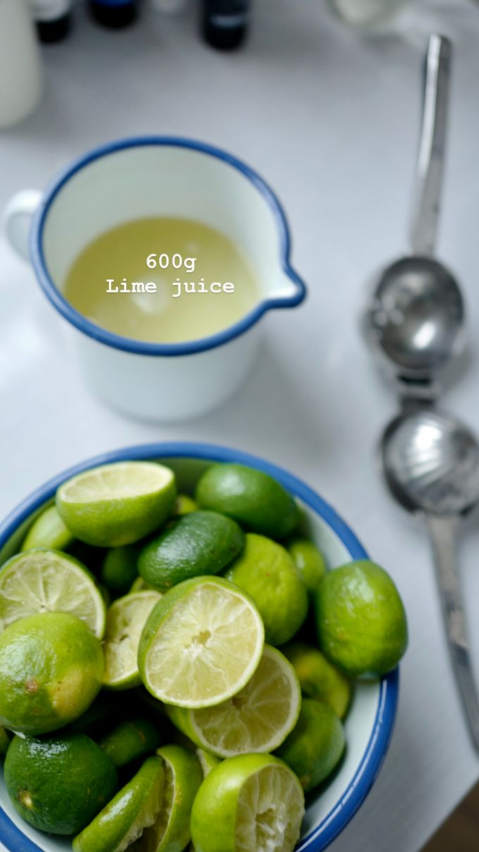 Making Shelf-Stable Lime Juice with Remy Savage image 1