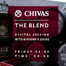 Chivas The Blend: Ένα εντυπωσιακό,διαδραστικό workshop image