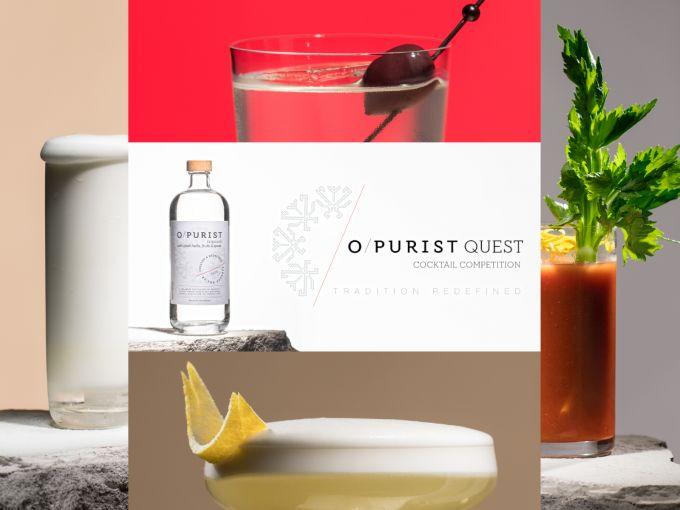 Ο/PURIST Quest: Cocktail Competition image 1