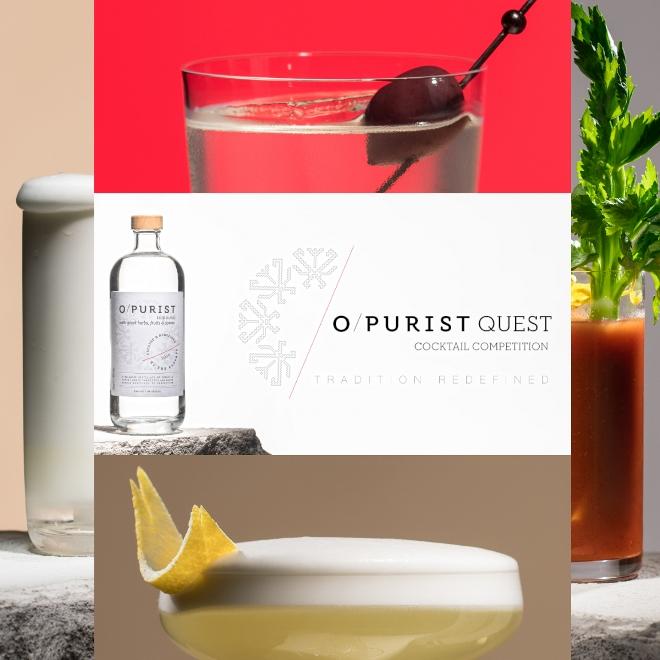 Ο/PURIST Quest: Cocktail Competition image