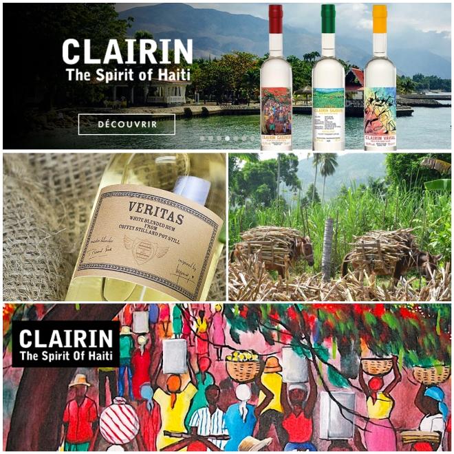 Clairin & Veritas: Online tasting σε 6 σπουδαία ρούμια image