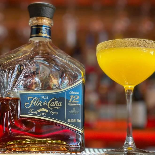 Zero Waste cocktails με Flor de Cana σε 7 bar image