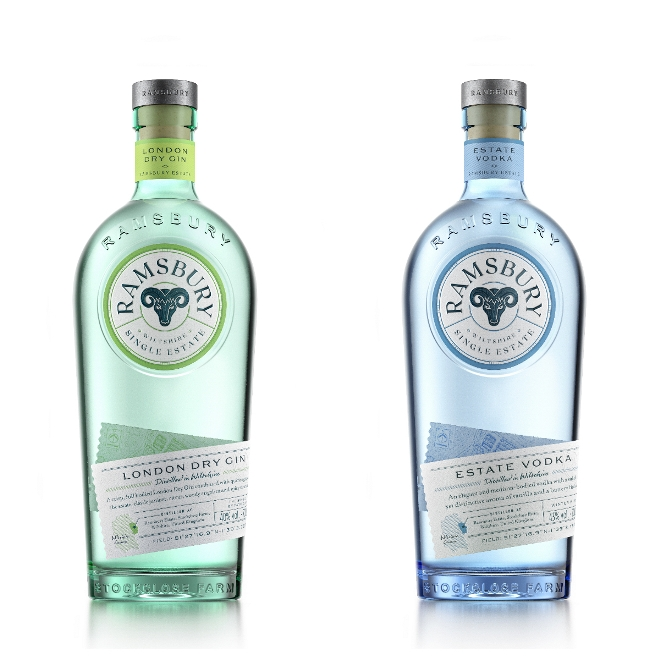 Ramsbury Single Estate Gin και Vodka image