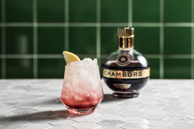 Six Easy Cocktails to Make with Chambord image 1