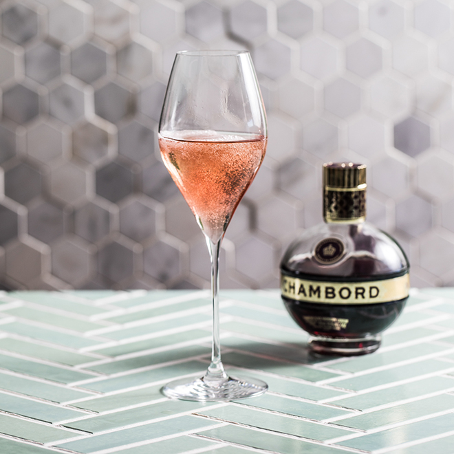 Six Easy Cocktails to Make with Chambord image