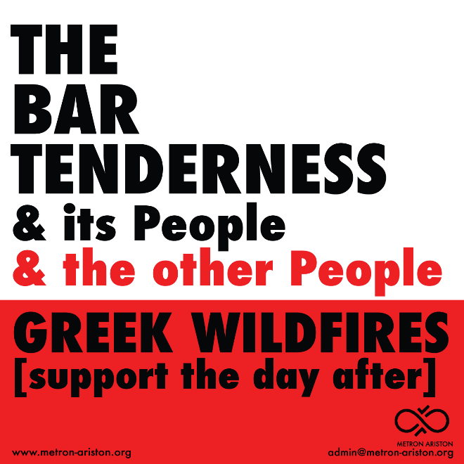 Greek Wild Fires: Support the Day After image