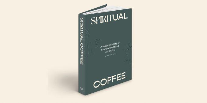 Martin Hudak Announces New Book; Spiritual Coffee image 1