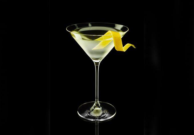 Rota Bacardi dos 3 ingredientes - Dry Martini image 1