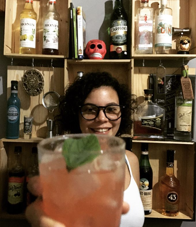 Bartenders em Casa - Fernanda Santos image 1