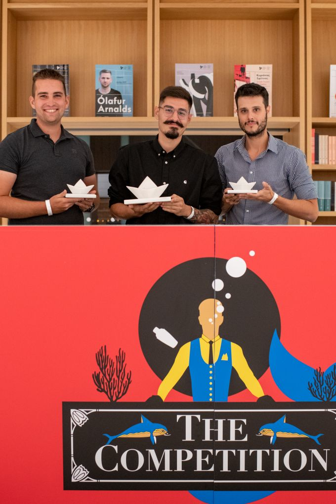 Aegean Cocktails & Spirits Competition: Stichion image 1