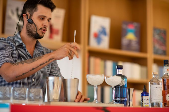 Aegean Cocktails & Spirits Competition: O/Purist image 3