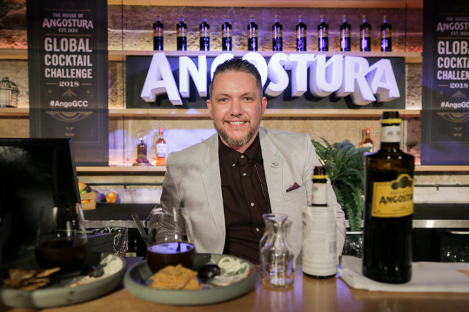 Dan Gregory and Angostura - The Perfect Match image 1