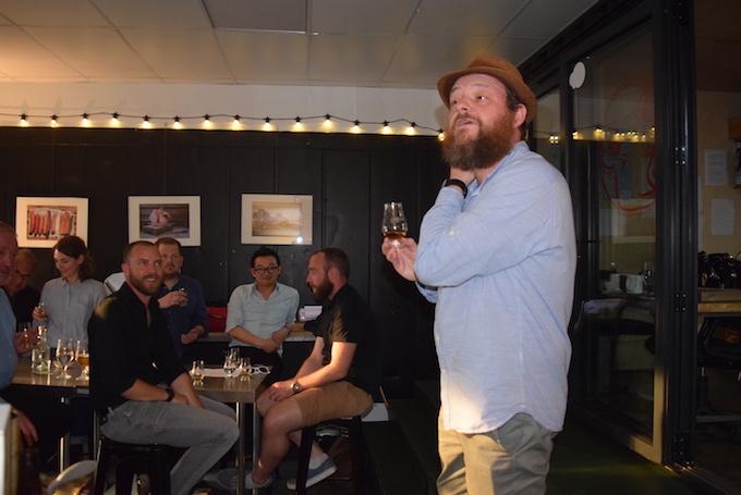 Meet James Buntin - The Whisky Ambassador image 47440