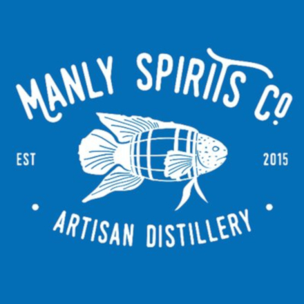 Produced by Manly Spirits Co.