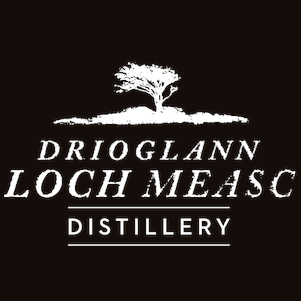 Produced by Loch Measc Distillery