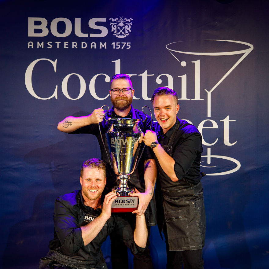 Bols Around the World Competition
