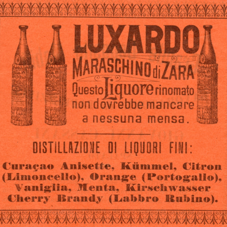 Story of Luxardo image