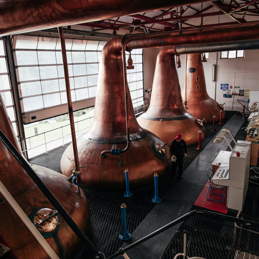 Production of Craigellachie image