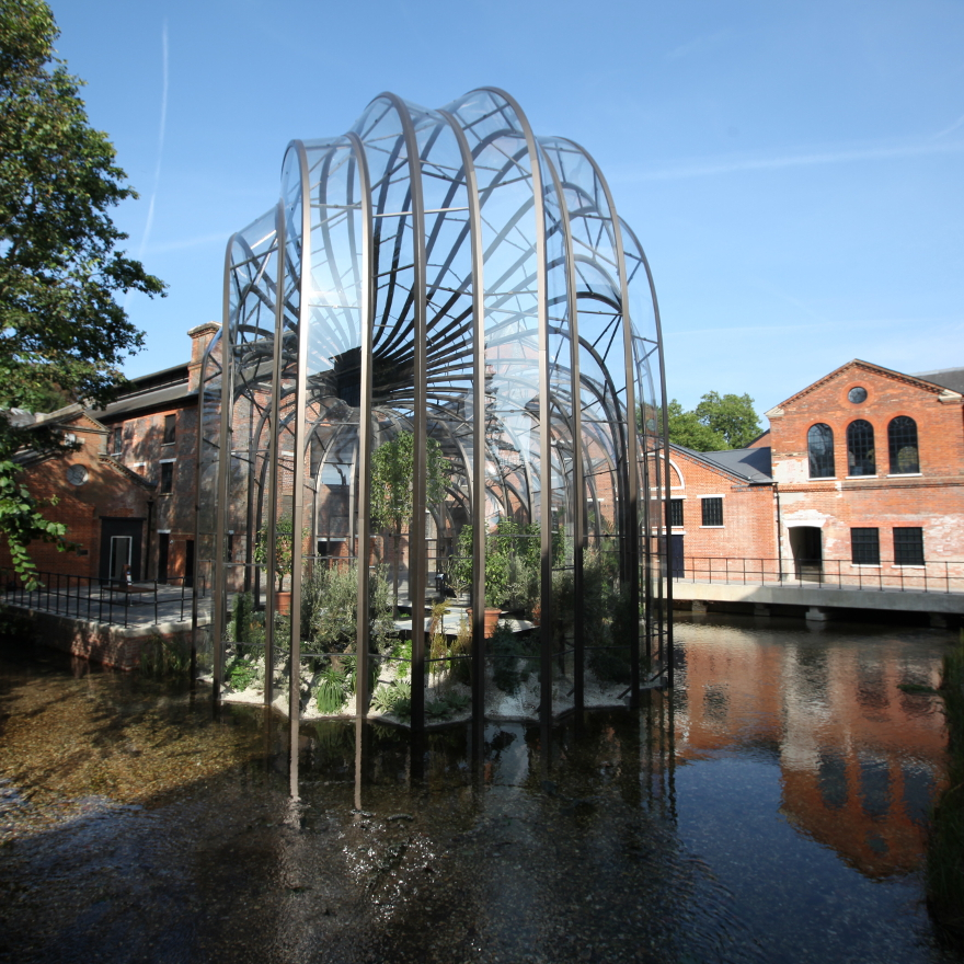 Visit the Bombay Sapphire Distillery image