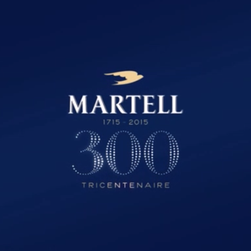 Martell Tricentenaire Celebrations image