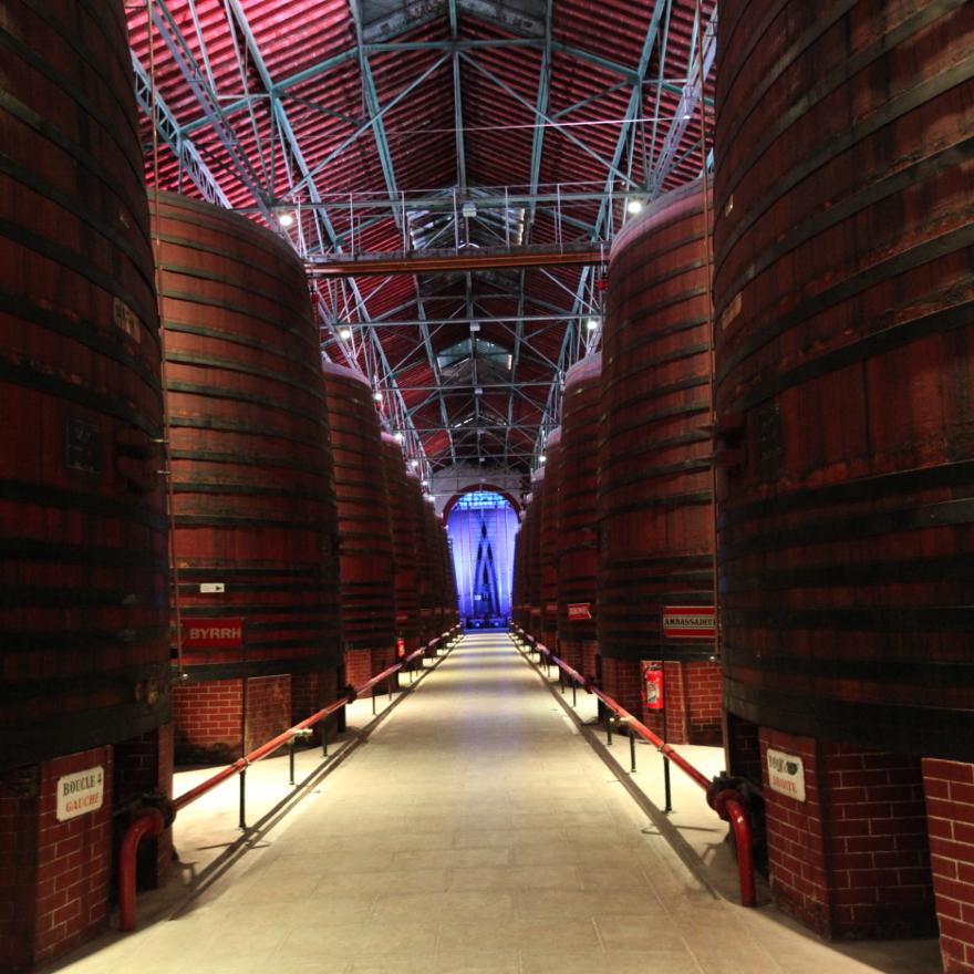 Visit the Distillerie Henri-Louis Pernod image