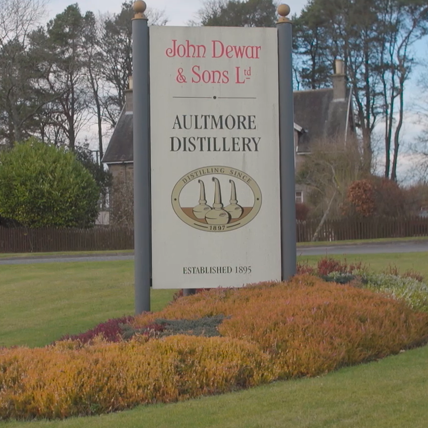 Story of the Aultmore Distillery image