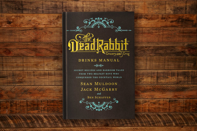 The Dead Rabbit Drinks Manual image 1