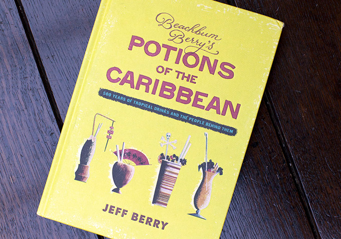 Beachbum Berry's Potions of the Carribbean image 1
