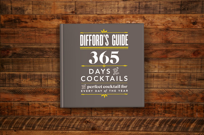Difford's Guide 365 Days of Cocktails image 1