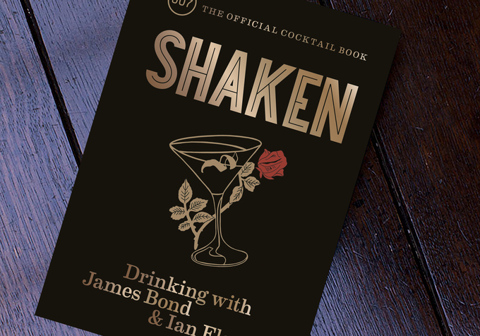Shaken: Drinking with James Bond & Ian Fleming image 1