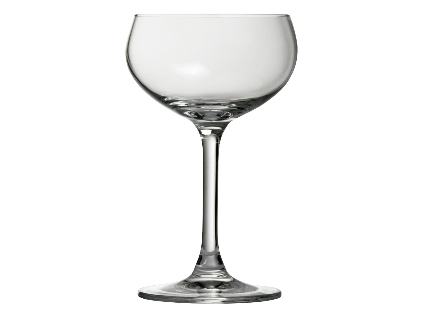 Urban Bar Retro Coupe Clear 7.75oz / 22cl image 1