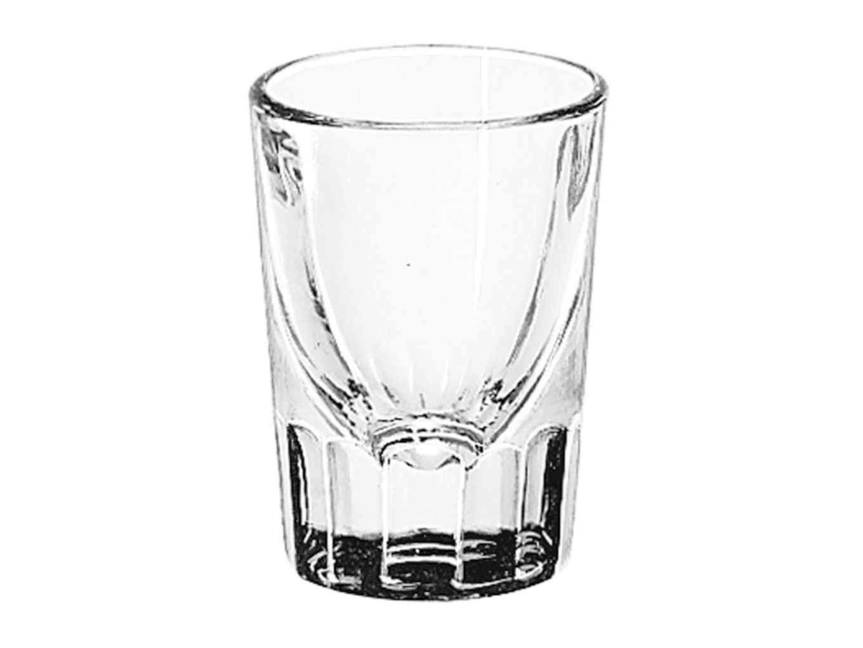 Libbey Fluted Whiskey 2oz / 60ml image 1