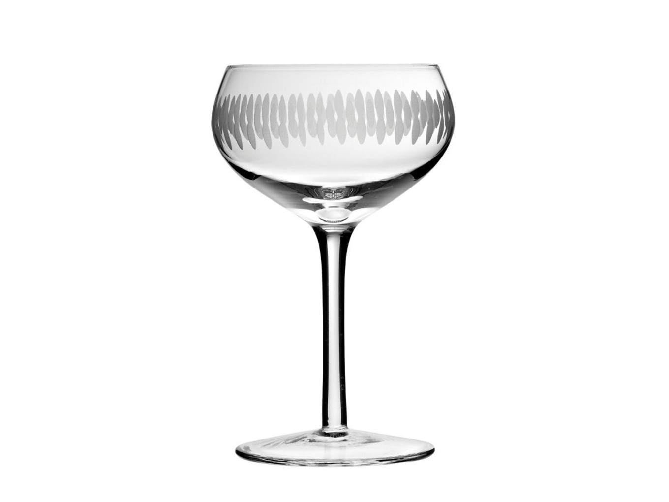 Urban Bar Retro Coupe Engraved 7.75oz / 22cl image 1
