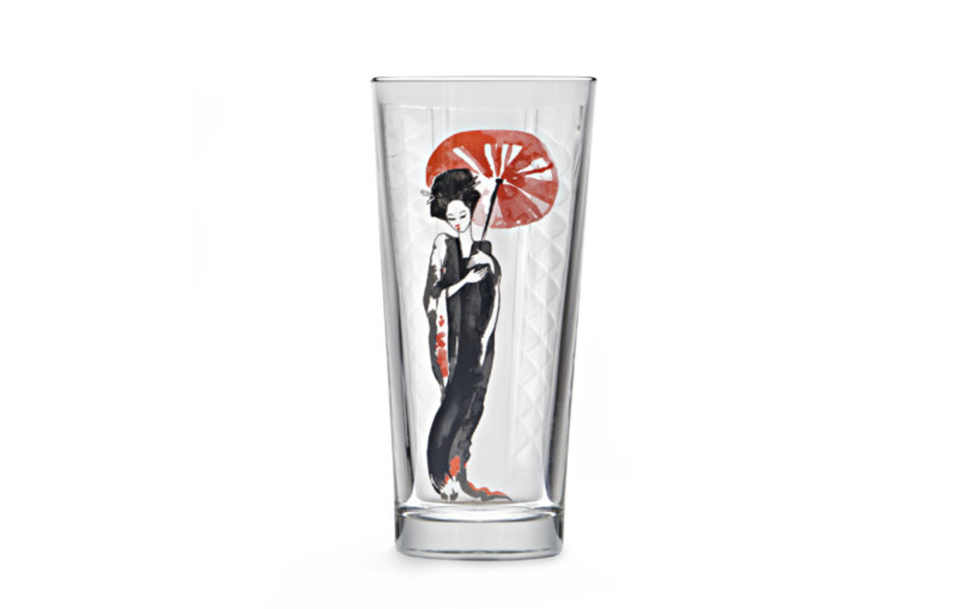 Libbey Silk Road Niho Collins Geisha 360ml image 1