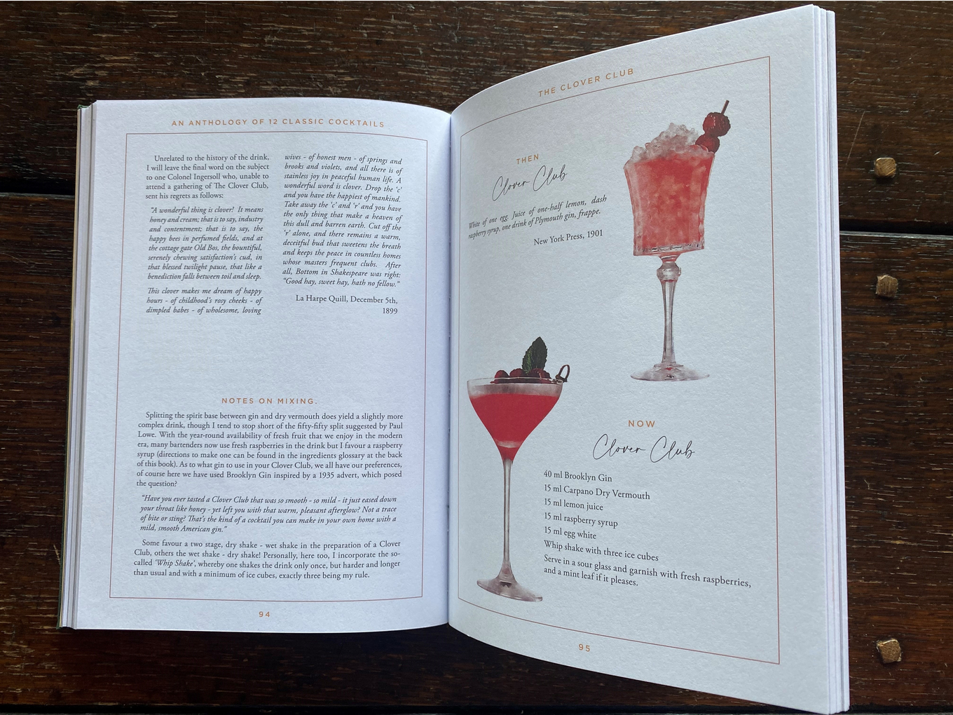 An Anthology of 12 Classic Cocktails image 1