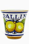 hand-painted Deruta shot cups
